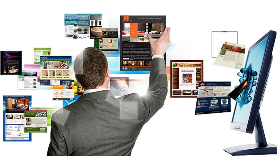 Какие виды сайтов